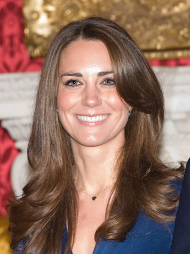 Kate Middleton's hairstyle