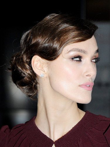 flappers hairstyles : Flapper Girl Hairstyles Keira knightly - flapper girl