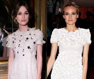 Fashion face-off: Keira Knightley vs Diane Kruger