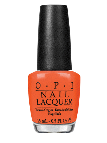 Product: OPI gel manicure, using OPI gel lacquer, base coat, top coat
