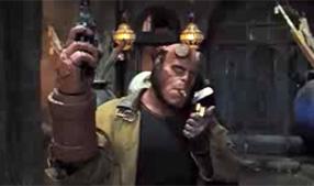 Hellboy 2: The Golden Army trailer
