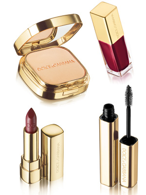 Dolce&Gabbana make-up range