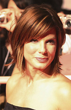 Sandra Bullock Short Haircut Sandra Bullock Short Hair
