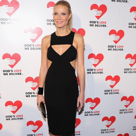 Gwyneth Paltrow Michael Kors LBS at Michael Kors Gala Oct 2012