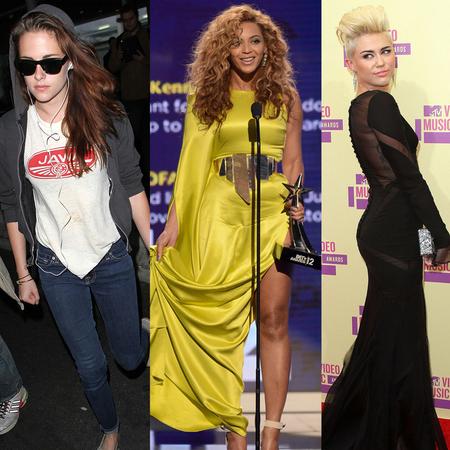 Gossip Mill 161012, Kristen Stewart, Beyonce, Miley Cyrus