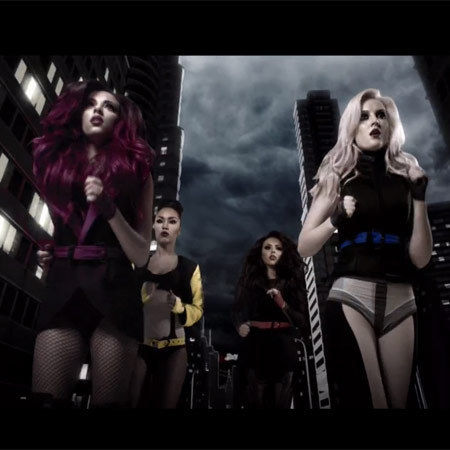 Little Mix DNA screengrab