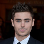 Poor Zac Efron breaks his beautiful face