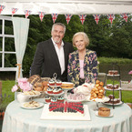 Mary Berry & Paul Hollywood's best of baking recipes