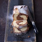 GBBO: Paul Hollywood's marble cake recipe
