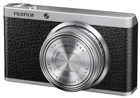 Fuji Film XF1 camera