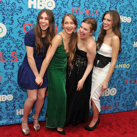 HBO Girls Premiere