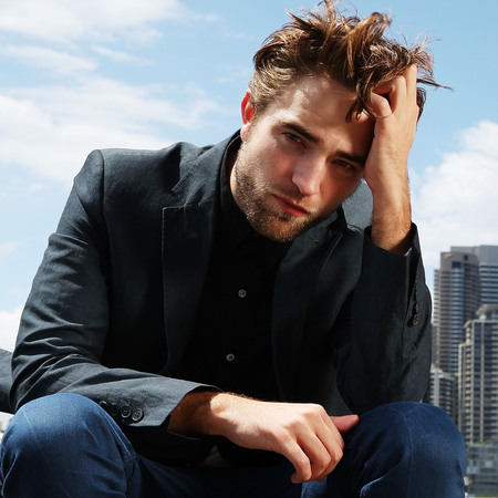 Robert Pattinson - Sydney Twilight photocall