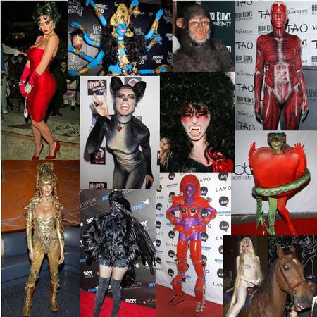 Heidi Klum's best Halloween costumes