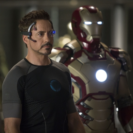Iron Man  film still