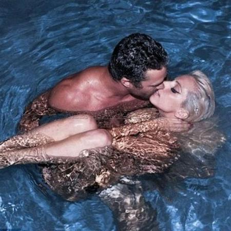 Lady Gaga and boyfriend Taylor Kinney