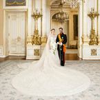 A proper princess wedding in Luxembourg
