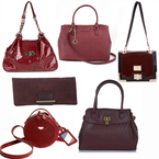BAG TREND: Cherry noir
