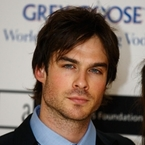 E. L. James wants Ian Somerhalder in Fifty Shades of Grey?