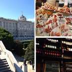 The ham and wine tour of Madrid