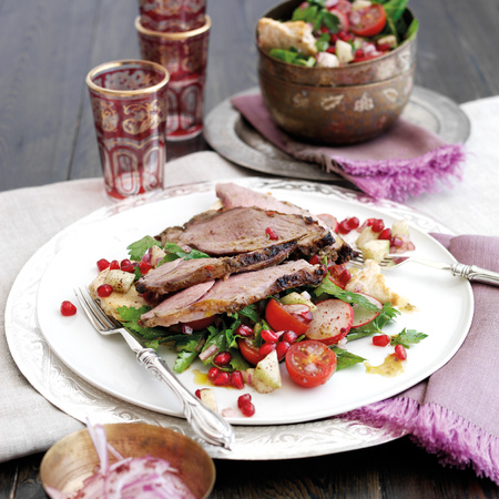 Simon Henbery lamb recipe 
