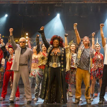 We Will Rock You at the West End