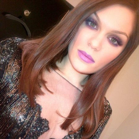 Jessie J's softer shade of brown