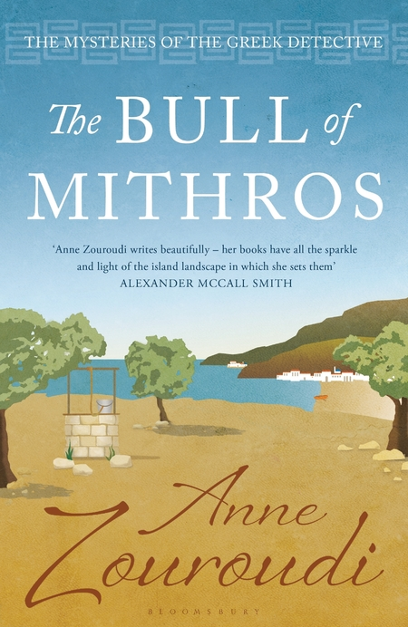 The Bull of Mithros book cover