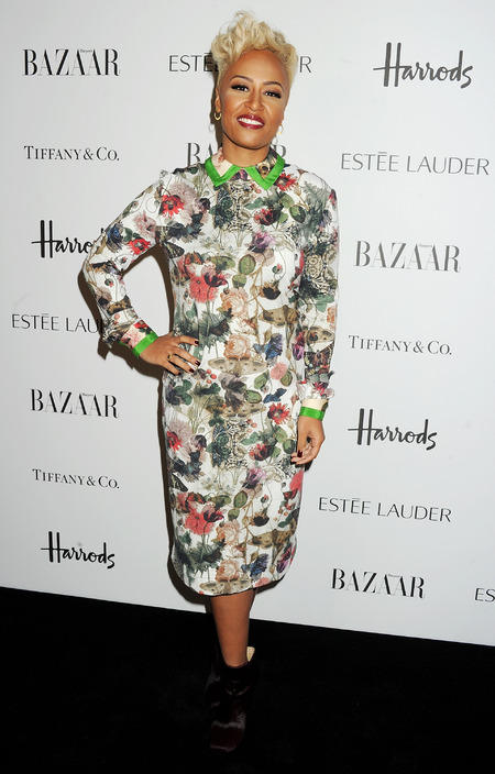 Yay or nay: Emeli Sandé's Preen prints