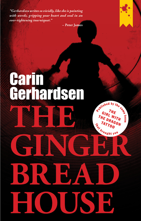 The Gingerbread House cover