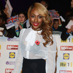 YAY OR NAY: Alexandra Burke's girl meets boy style