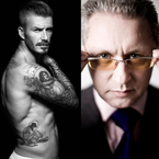 Beckhams' tattoo artist launches Forever Ink