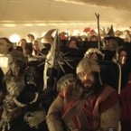 Fly safe with The Hobbit cast