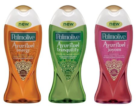 BEAUTY BAG: Palmolive Ayurituel