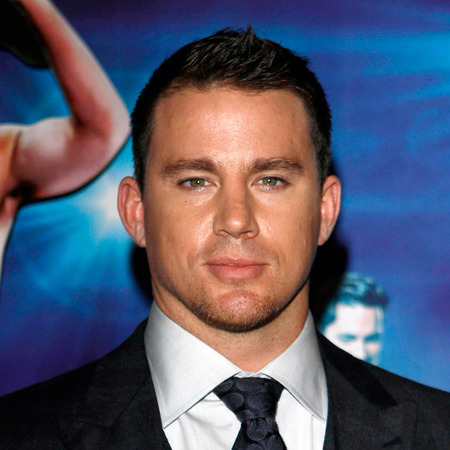 Channing Tatum - Magic Mike red carpet