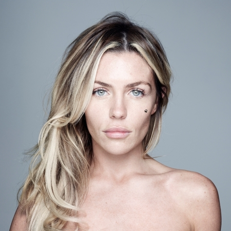 Abbey Clancy BBC Children in Need's BearFaced Campaign