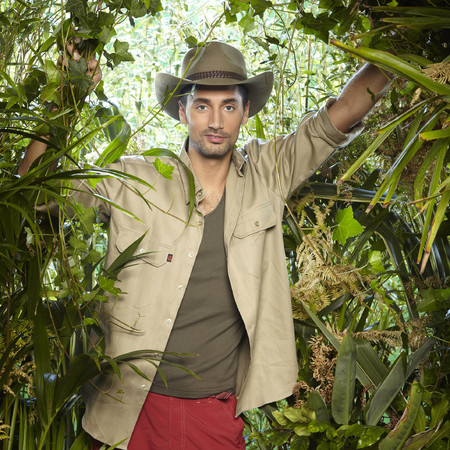 Hugo Taylor I'm a Celebrity 2012 line-up announced in full!