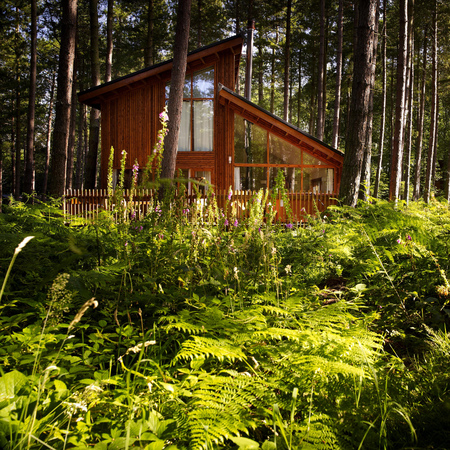 Sherwood Pines cabin