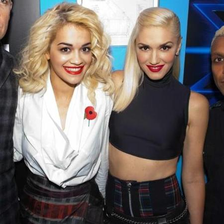 HAIR ENVY: Gwen Stefani's slick X Factor style