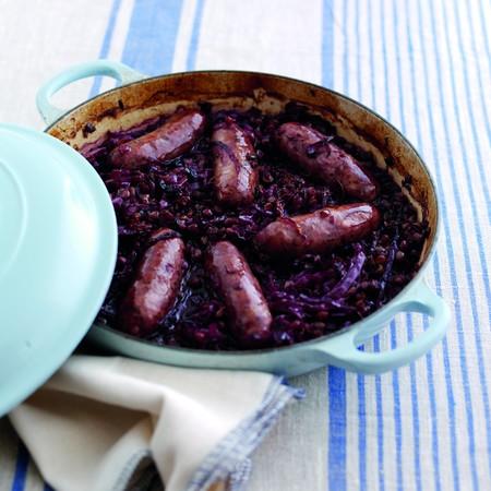 Sausage week recipes
