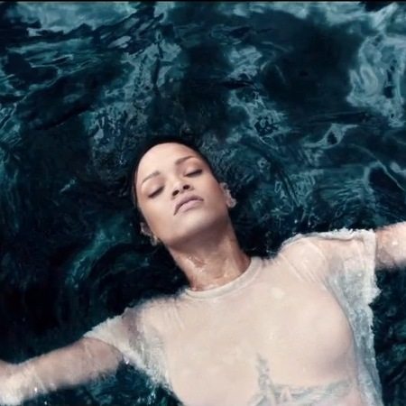 Rihanna diamonds music video