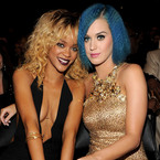 Katy Perry avoids Rihanna and Chris Brown