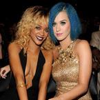 """Rihanna: """"I'll let Katy Perry spank me"""""""