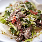 Thai Beef Salad starter recipe