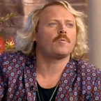 Celebrity Tash of the day - Keith Lemon