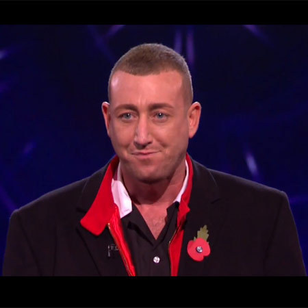 Chris Maloney on X Factor