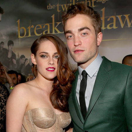 Robert Pattinson and Kristen Stewart LA Twilight