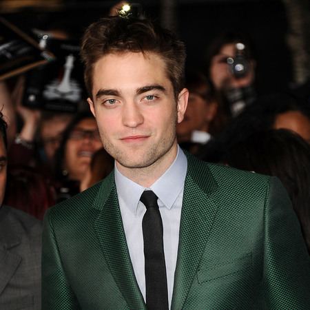 Robert Pattinson at Twilight Premiere