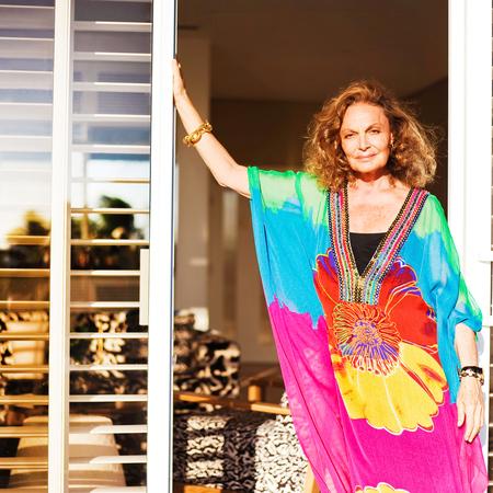 Diane von furstenberg hotel suite