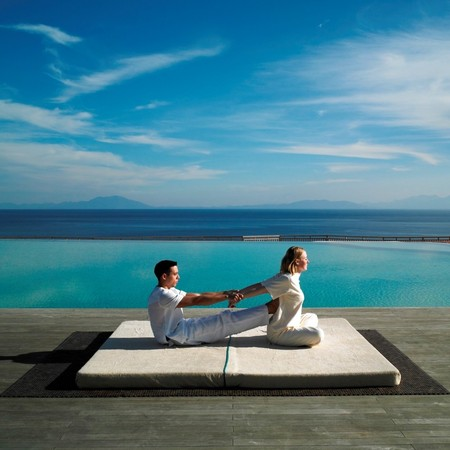 Six Senses Healthy Holiday