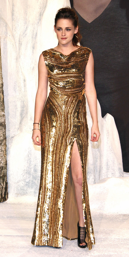 Kristen Stewart at 'Breaking Dawn' - Part Two premiere, Berlin, 2012